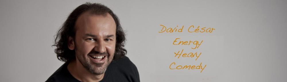 David César el Cómico Heavy